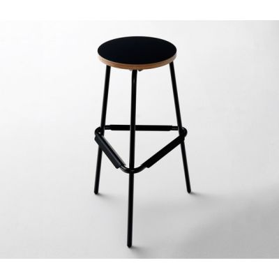 Work@home S82 Bar stool by Müller Möbelfabrikation