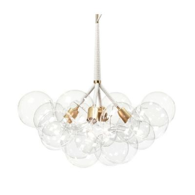 X-Large Bubble Chandelier by PELLE