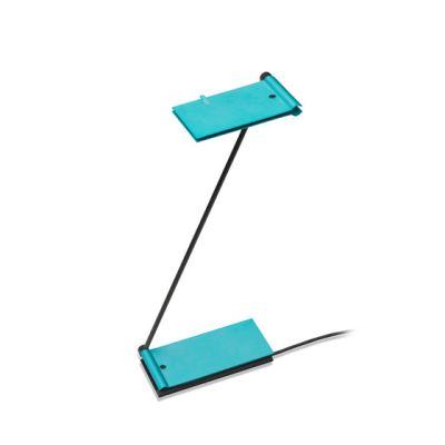 ZETT USB - Turquoise by Baltensweiler