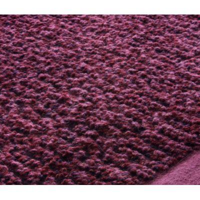 Zigzag violett rose, 200x300cm