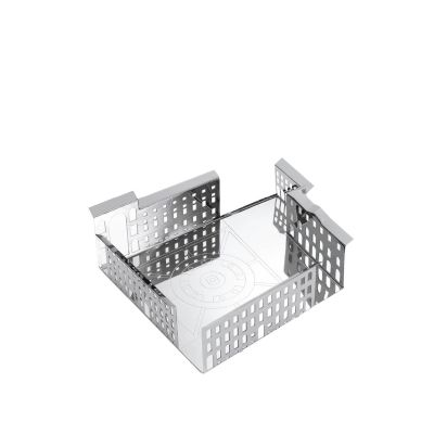 100 Piazze - Milano Piazza Scala Tray Stainless Steel