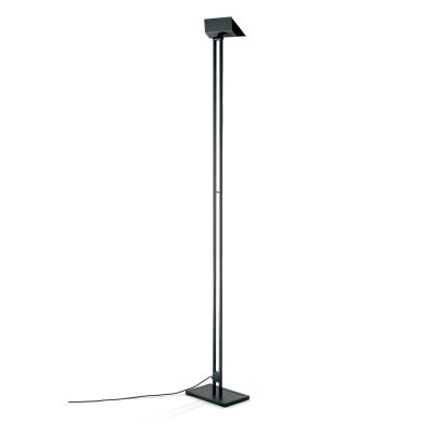 555 LED Floor Lamp 102 Matt Black