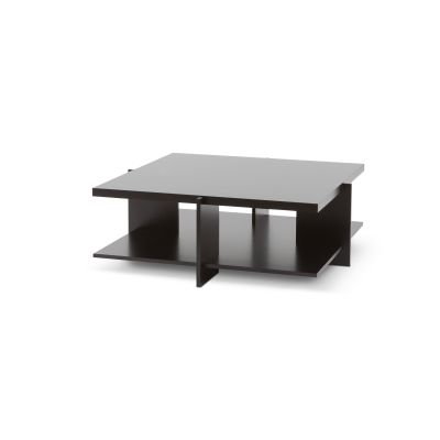 623 Lewis Coffee Table Stained Black, 90x41 cm