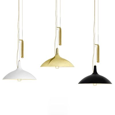 A1965 Pendant Light Black