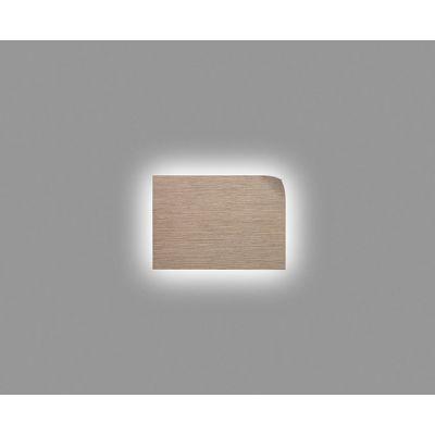 A3 Wall Light Oak, Right