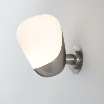 Aarhus Wall Lamp Nickel