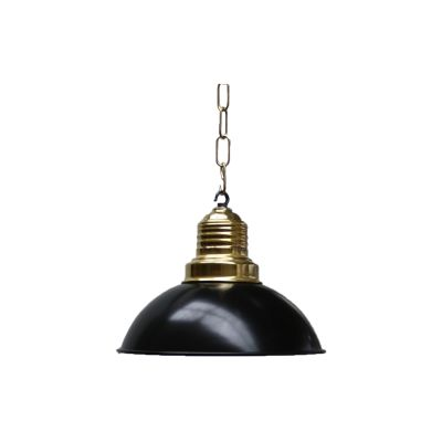Abele Pendant Light Powder Coated Racing Green