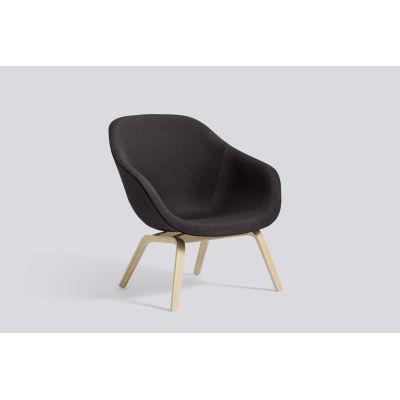 About A Lounge Chair AAL83, Matt Lacquered Oak Legs Hallingdal 65 100
