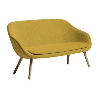 About A Lounge Sofa for Comwell, Matt Lacquered Oak Legs Divina 3 106