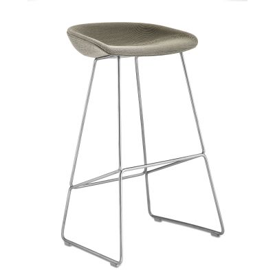 About A Stool AAS39 Divina Melange 2 170, Black Base, Low