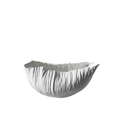Adelaide II Vase White
