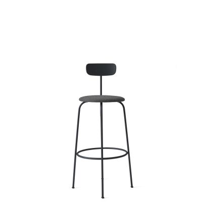Afteroom Bar Chair with Upholstered Seat Basel 183