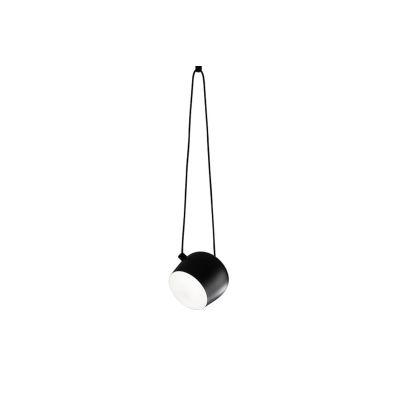 Aim with Cable + Plug Pendant Light Black