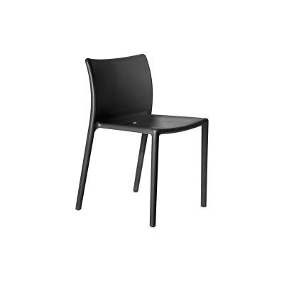 Air Dining Chair - Set of 4 Matt Black