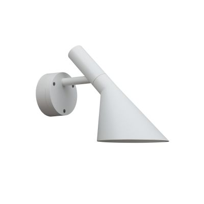 AJ 50 Outdoor Wall Light White