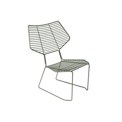 Alieno Chair Wide Back Hunter Green