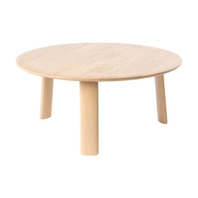 Alle Coffee Table Natural Oak, 70cm