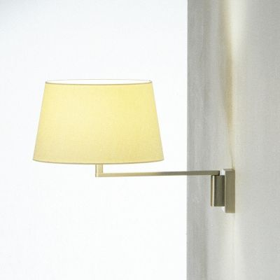 Americana Wall Lamp Nickel