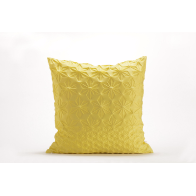 Amit Square Cushion Cover Amit Yellow L