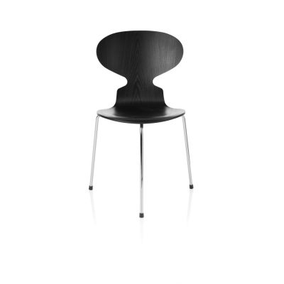 Ant Dining Chair - 3 Legs Lacquered Hüzün Green 940