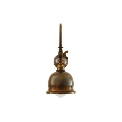 Apia Wall Light Satin Brass