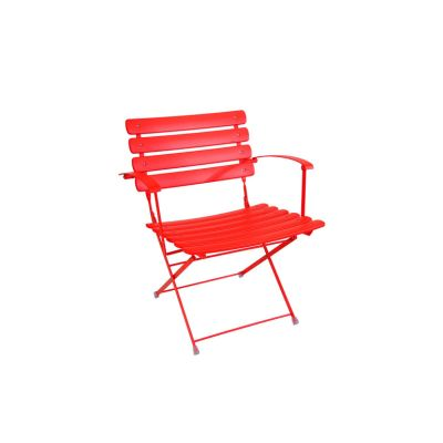 Arc en Ciel Folding Lounge Chair - Set of 2 Dark Green 75