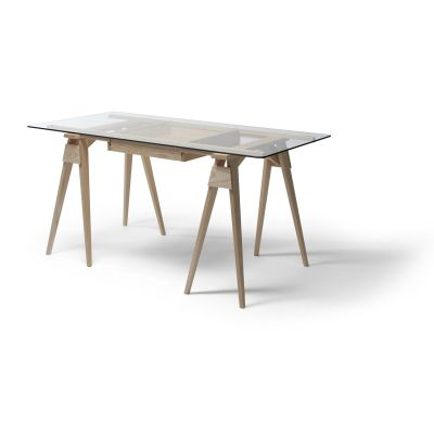 Arco Desk Oak