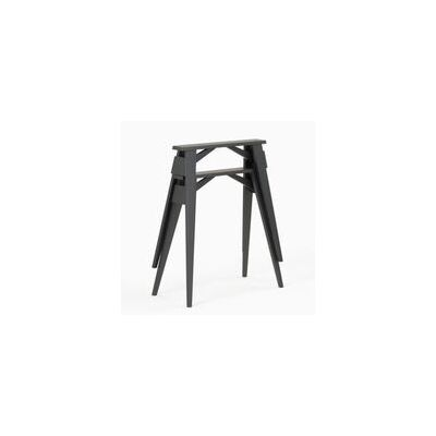 Arco Desk Tretles - Set of 2 Black