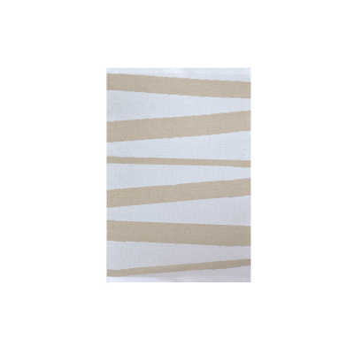 Åre Striped Rug Neutral, 100x70