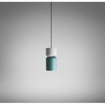 Aspen 17A Suspension Lamp Grey,Grey,Fluorescent