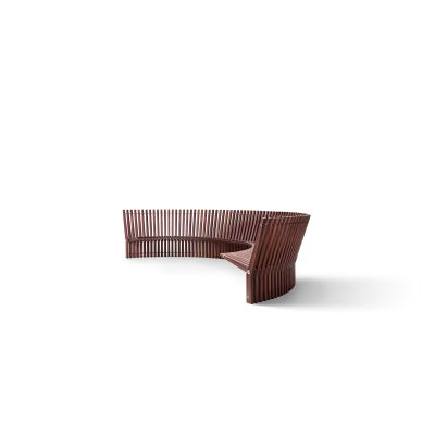 Astral Bench Black ash lacquered, 350