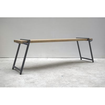 Atlas Bench Graphite Grey