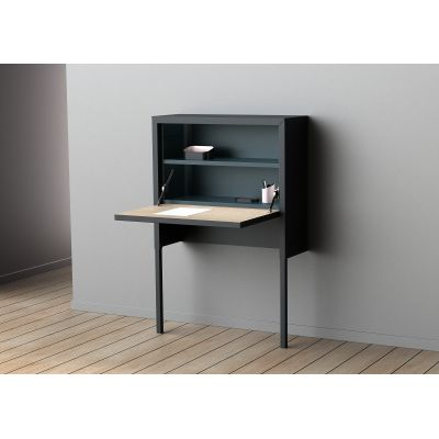Auster Desk White, White