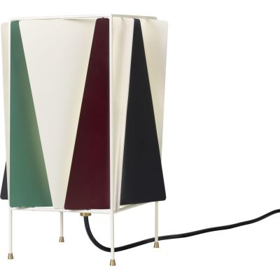 B-4 Table Lamp Italian Green