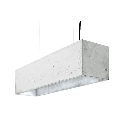 [B4] Pendant Light Light Grey/Silver