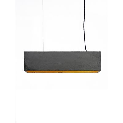 [B4] Pendant Light Dark Grey/Copper