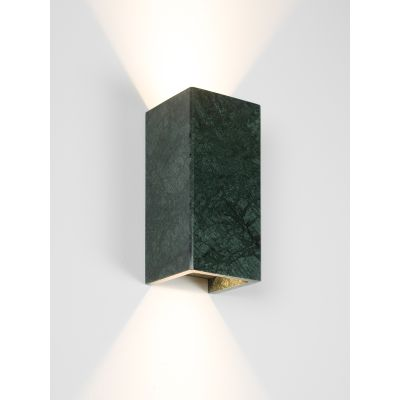 [B8] Marble Wall Light Verde Guatemala