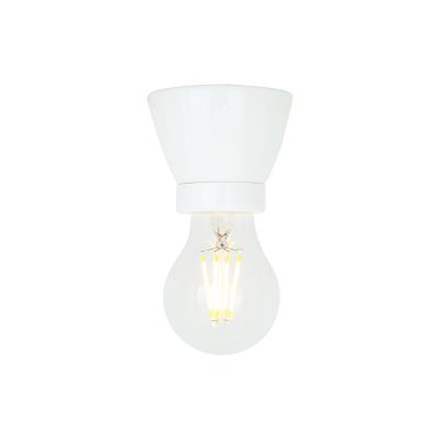 Baltimore Ceiling Light White