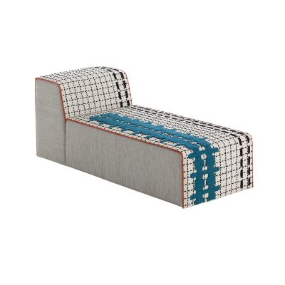 Bandas Chaiselongue E White