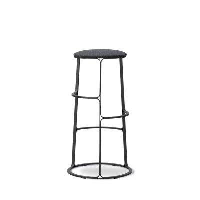 Barbry Stool - With Seat Upholstery Vidar 2 152