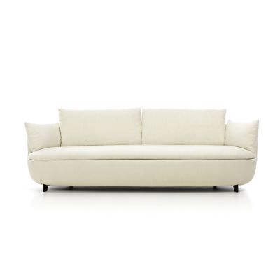 Bart Canapé Sofa Cervino Leather Anthracite