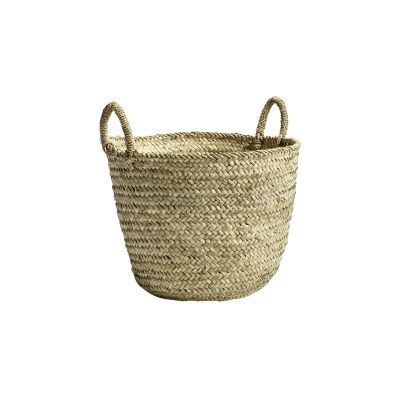 Bast Basket Large By Hay Furniture Nature