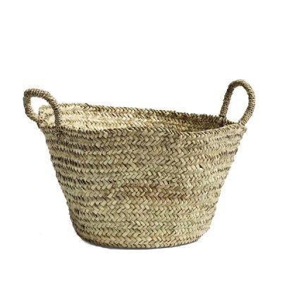 Bast Basket Medium By Hay Furniture Nature