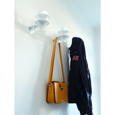 Battleship Coat Hook White