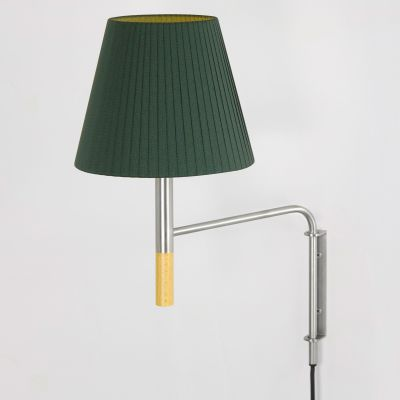 BC1 Wall Lamp Green Raw Color ribbon
