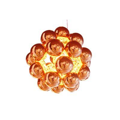 Beads Penta Pendant Light Copper