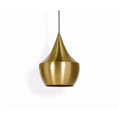 Beat Fat Pendant - Ex display Brass