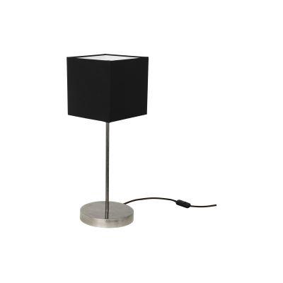 Bedal Table Lamp Satin Brass, UL Plug