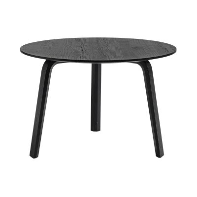Bella Coffee Table L Black, Tall