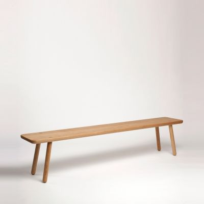 Bench One Oak, 160 cm